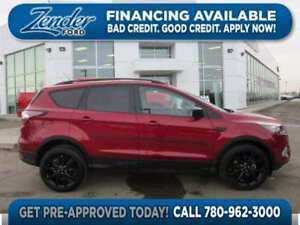 """2017 Ford Escape SE    """"UPGRADED WHEELS"""""""