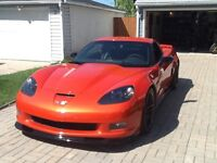 2011 Chevrolet Corvette Z06 Coupe (2 door)