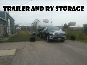 BOAT AND RV STORAGE SECURE & SAFE ***$30/MONTH*** London Ontario image 3