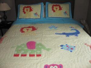 Child's cosy Quilt