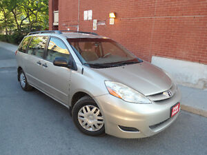 2008 TOYOTA SIENNA CE,LOW MILEAGE,CLEAN VAN, (4) LIKE NEW TIRES!