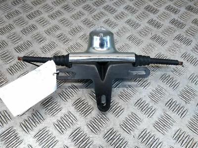 TRIUMPH BONNEVILLE T100 04 07 CARB NUMBER PLATE HOLDER