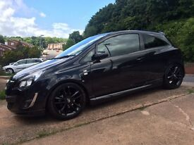 Vauxall corsa 1.2 limited edition