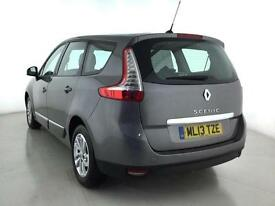 2013 RENAULT GRAND SCENIC 1.5 dCi Dynamique TomTom 5dr EDC MPV 7 Seats