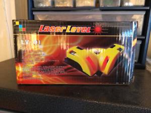 Laser level, brand new
