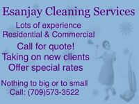 ESANJAY CLEANING SERVICES