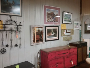 Wall art, furniture, collectibles, wood plus 1000 booths