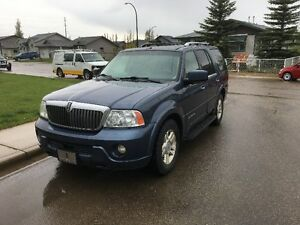 2003 Lincoln Navigator Loaded SUV, Crossover