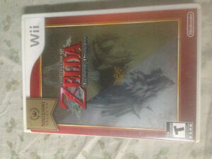 The legend of Zelda twilight princess for Nintendo Wii