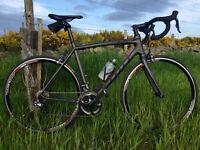 Scott CR1 Premium 22 speed Di2 Carbon 54cm