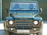2009 LAND ROVER DEFENDER 90 SWB PICK UP DIESEL