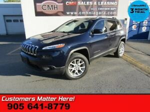 2014 Jeep Cherokee North  4X4 S/W-AUDIO BT FOG-LIGHTS TINT 17 -A