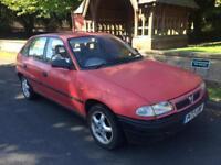 Vauxhall Astra 1.4i ( Hi-Torq ) Merit BARN FIND !! October MOT !! CLASSIC