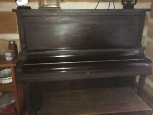$199 for Weber & Comp Piano (1921)
