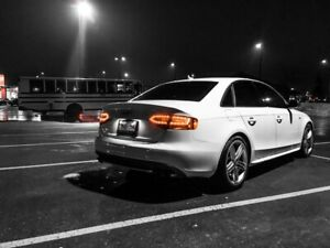 2011 Audi S4 3.0t 6 speed supercharged