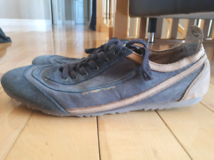 Energie leather brown shoes excellent condition