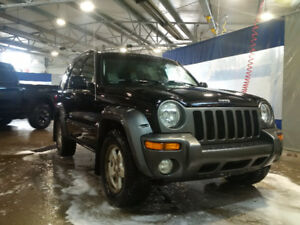 2003 Jeep Liberty, Rocky Mountain Edition