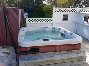 2005 Coast Hot Tub