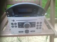 Corsa c 2005 cd30 CD player in good condition 07594145438