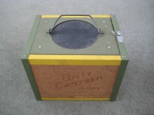 Bait Canteen / Frog Box