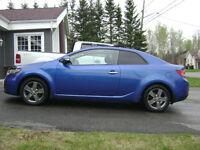 2010 Kia Forte Coupe (2 door)