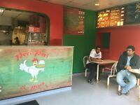 Fast food Shop peri peri for Sale