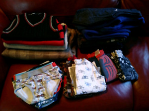 Toddler boys 4T clothing LOT SALE $60 takes