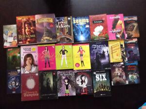 24 livres ado à bas prix