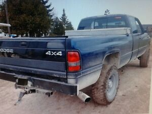 1997 Dodge Power Ram 2500 Pickup Truck