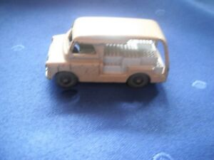Matchbox #29 Bedford Milk Van, made in England by Lesney in 1956