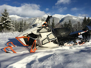 Arctic Cat M8000 limited 153
