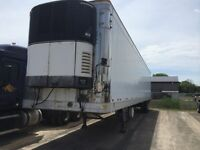 53' Reefer Trailer For Sale