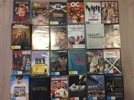 DVD Collection DVDs