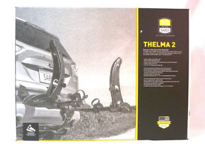 NEW Saris Thelma 2 Bike Hitch Rack- 29er Capacity- BRAND NEW