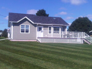 PEI Cottages from $77/night/couple plus taxes