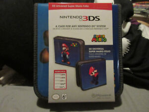 NINTENDO 3DS/2DS/DS CASE BRAND NEW SEALED