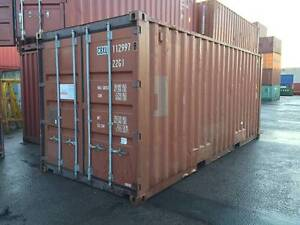 20ft - Shipping containers - SYDNEY Sydney City Inner Sydney Preview