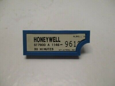 Honeywell St7800a1146 Timer Module 30 Minutes Used