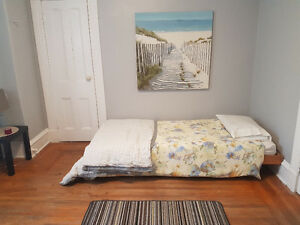 5 min. WALK to DAL: Sept-April, ALL INCL. only 1 room left!!