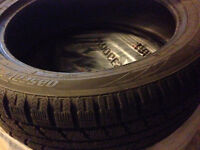 Winter Tires  -   Great Condition!