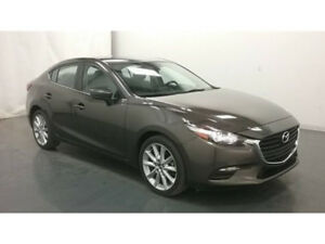 2016 Mazda 3 GS Mint Sedan Very Low KMS Bluetooth, Backup Camera