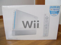 ***Excellent condition Wii , 7 games & more*** Original owner