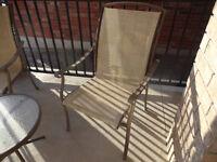 Deck/patio furniture