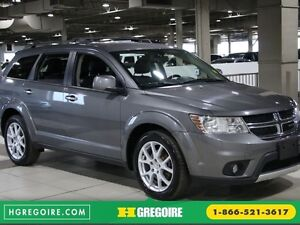 2013 Dodge Journey R/T AWD A/C CUIR GR ELECT MAGS
