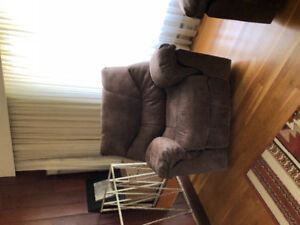 Very comfortable and in great condition reclining sofa + chairs
