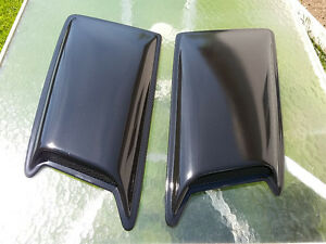 Used lund hood scoops