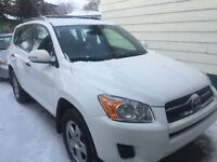 Great Rav4 with only 102,000 kliks for sale...