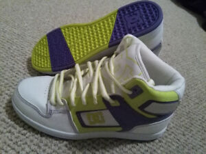 DG Sneaker Casual Shoes with High Top (Brand New)