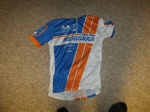 Mississauge bicycle cycling club racing jersey