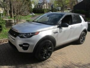 2016 Land Rover Discovery Sport HSE LUXURY, NAVI, PA